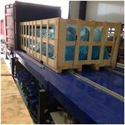 EZLOAD 便携式液压轨道装卸系统– 车桥装卸
