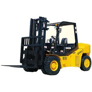厦工CPCD50 新型5.0吨内燃平衡重式叉车_商品中心_物流搜索网