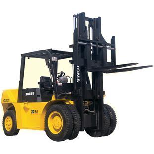 厦工CPCD75 新型石材专用内燃平衡重式叉车_商品中心_物流搜索网