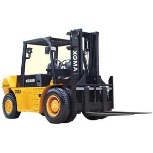 厦工CPCD80 新型8.0吨内燃平衡重式叉车_商品中心_物流搜索网