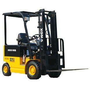厦工CPD10 1.0吨交流蓄电池平衡重式叉车_商品中心_物流搜索网