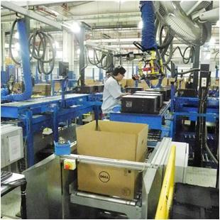 昆山同日电子产品综合智能生产系统解决方案_商品中心_物流搜索网