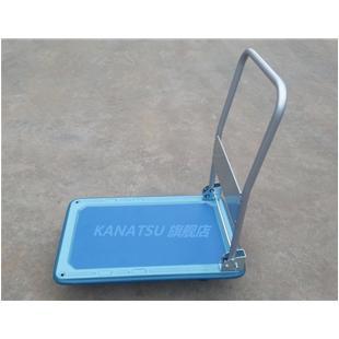【希世】KANATSU品牌静音手推车  JACK150-DX 折叠扶手铁板 小推车_商品中心_物流搜索网