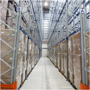 东联 窄巷道式货架系统(VNA)/高位货架横梁式托盘货架_商品中心_物流搜索网