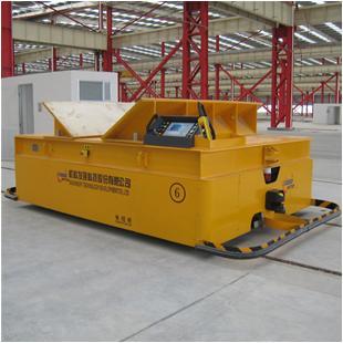 机科非接触供电式智能输送搬运车——RMB02400型重载RGV_商品中心_物流搜索网