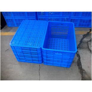 64D37塑料箩筐:610*420*105 MM_商品中心_物流搜索网