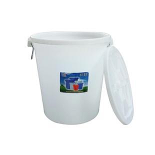 65L带盖塑料水桶,食品桶:口直径:420MM*桶身高度450MM_商品中心_物流搜索网
