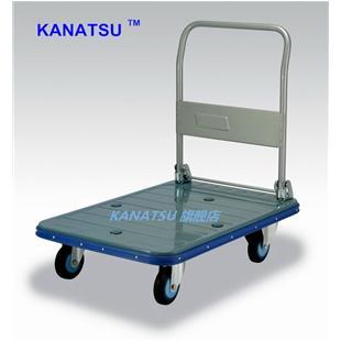 【希世】KANATSU品牌静音手推车  JACK300铁板车 平板车 小推车搬运车_商品中心_物流搜索网