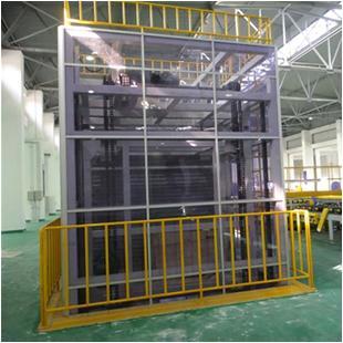 锋馥 垂直输送系统 垂直升降机 仓储输送机_商品中心_物流搜索网