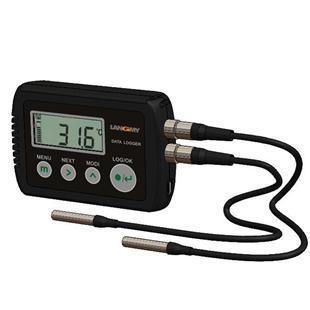 杭州朗米冷链  常规型电子温度记录仪- LM-T21PRO(双温度探头外置)_商品中心_物流搜索网