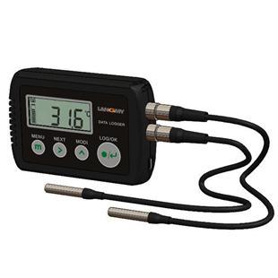 杭州朗米冷链   高温型电子温度记录仪 LM-T21HPRO(双温度探头外置)_商品中心_物流搜索网