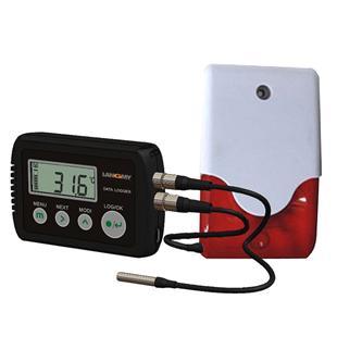 杭州朗米冷链   声光报警型电子温湿度记录仪  LM-T11APRO(单温度探头外置)_商品中心_物流搜索网