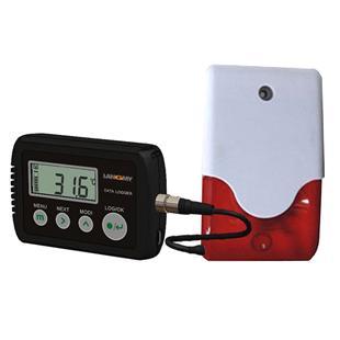 杭州朗米冷链   声光报警型电子温湿度记录仪 LM-T10APRO(单温度探头内置)_商品中心_物流搜索网