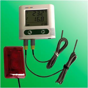 杭州朗米冷链    C2系列 智能声光报警超低温温度记录仪 LM-T21SLAC2_商品中心_物流搜索网