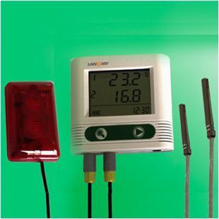 杭州朗米冷链    C2系列 智能声光报警超低温温度记录仪  LM-T21HAC2_商品中心_物流搜索网