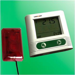 杭州朗米冷链    C2系列 智能声光报警超低温温度记录仪  LM-T10AC2_商品中心_物流搜索网