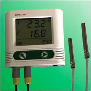 杭州朗米冷链  C2系列 智能声光报警超低温温度记录仪   LM-T21HC2_商品中心_物流搜索网
