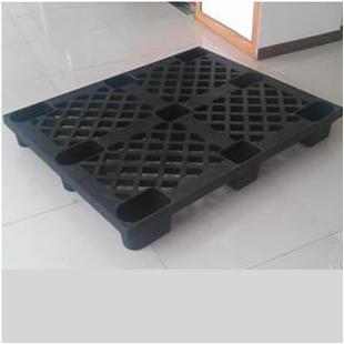ESD1210网格九脚黑色防静电托盘:1200*1000*140MM_商品中心_物流搜索网