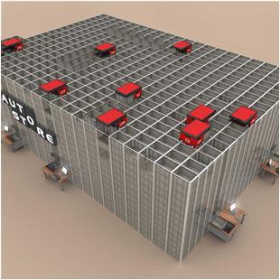 瑞仕格 Swisslog  AutoStore 轻载存储拣选系统_商品中心_物流搜索网