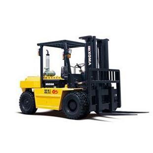 厦工CPCD50 5吨内燃平衡重叉车_商品中心_物流搜索网