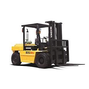 厦工CPCD8  8吨内燃平衡重叉车_商品中心_物流搜索网