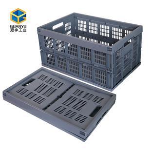青岛冠宇物流塑料折叠筐PK604014W_商品中心_物流搜索网