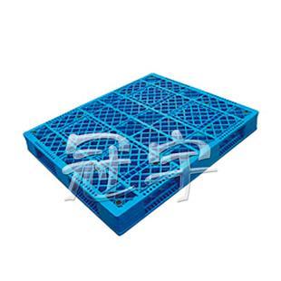 化工行业搬运PKS-1412C双面网格塑料托盘_商品中心_物流搜索网