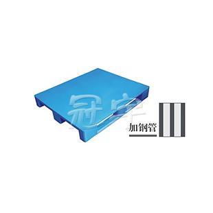 PTD-1210D单面川字平板塑料托盘(加钢管)_商品中心_物流搜索网