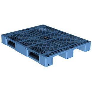 烟草仓储PTD-12510C加强型网格状单面塑料平托盘_商品中心_物流搜索网