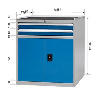 组合工具柜XE90-2SMG_商品中心_物流搜索网