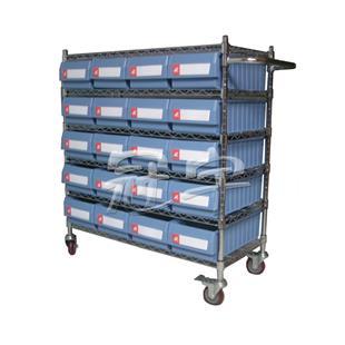 物料盒置物车WST19-5109_商品中心_物流搜索网