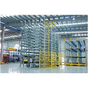 3D穿梭车货架系统(多层穿梭车)_商品中心_物流搜索网