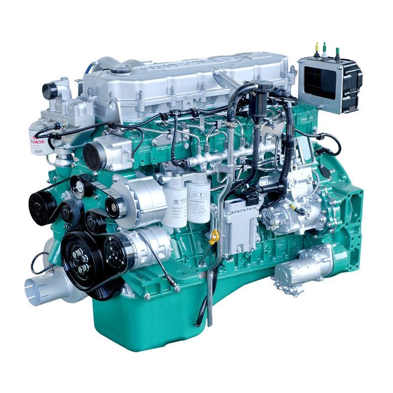 一汽锡柴6dl2系列国Ⅳ柴油发动机