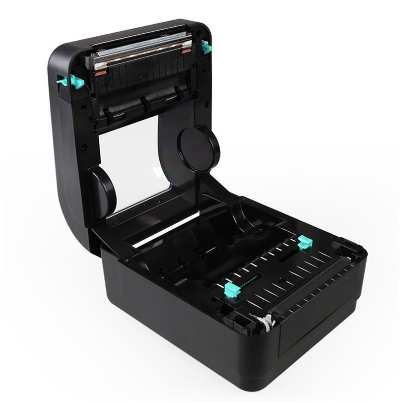 天元198ES热敏打印机电子面单专用条码标签打印黑色