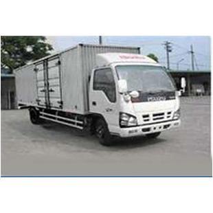 庆铃汽车庆铃 轻型车130马力 4x2 厢式载货车(nkr77plpacjax)