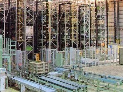 tvt99c立体仓库模型系统电路图