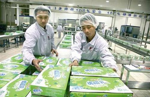 TTS系统助力伊利乳业统一管理 实时掌控
