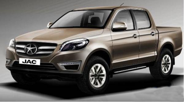 2012年4月18日,江淮汽车年产十万台皮卡及suv项目成功奠基.