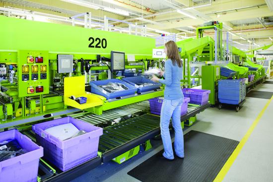 科纳普为爱玛仕打造先进的自动化退货管理系统