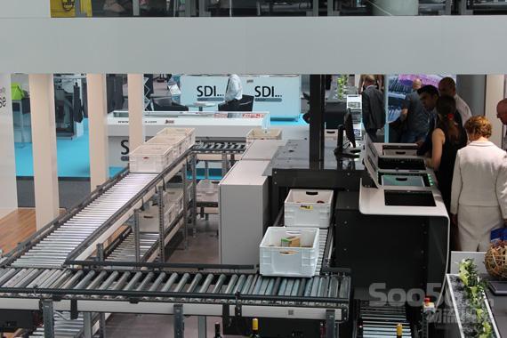科纳普为德国QVC建配送中心