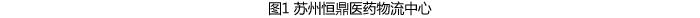 苏州恒鼎第三方医药物流中心