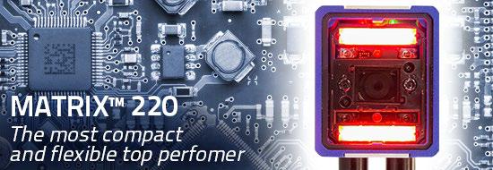 MATRIX™ 220:超紧凑而又灵活的高性能——产品一个型号满足任何扫描要求