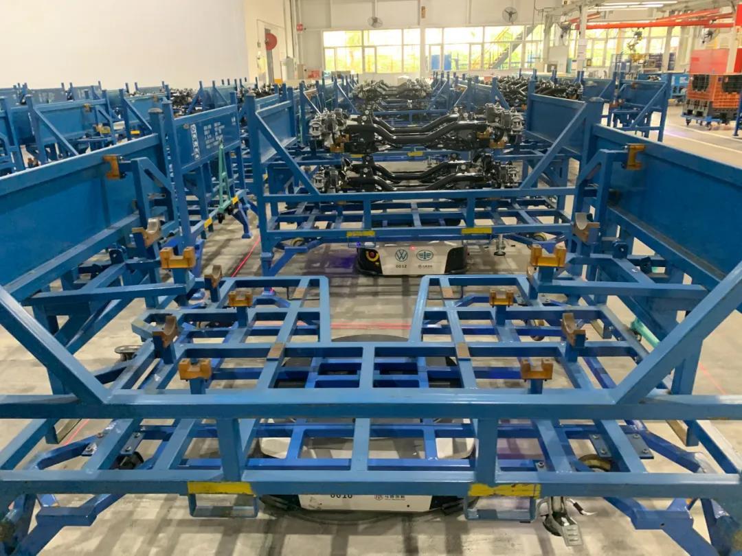解决方案 | 产线自动化解决方案在汽车零部件领域的应用