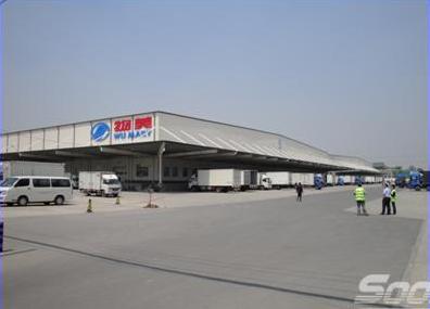 伍强科技助力物美集团打造中国零售配送中心旗舰