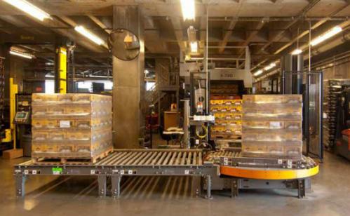 美国Boulevard啤酒公司利用码垛机技术实现效率翻倍,每分钟可处理50箱饮品