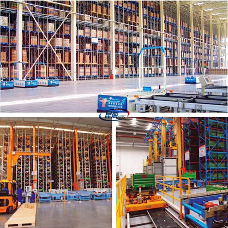 昆船制造业行业应用案例