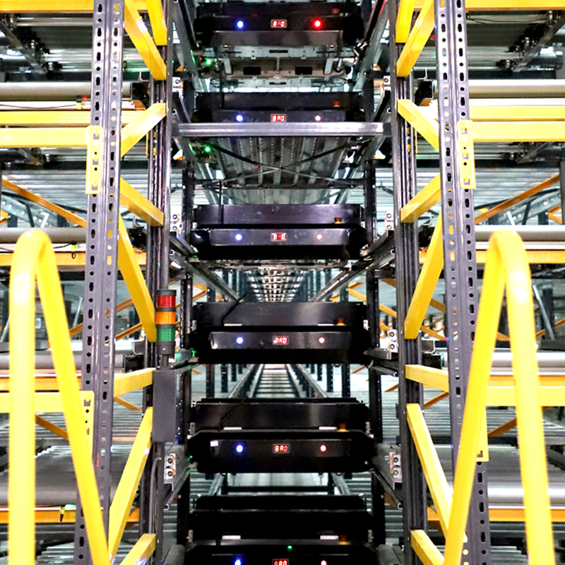 唯品会蜂巢式电商4.0系统提升订单拣选效率