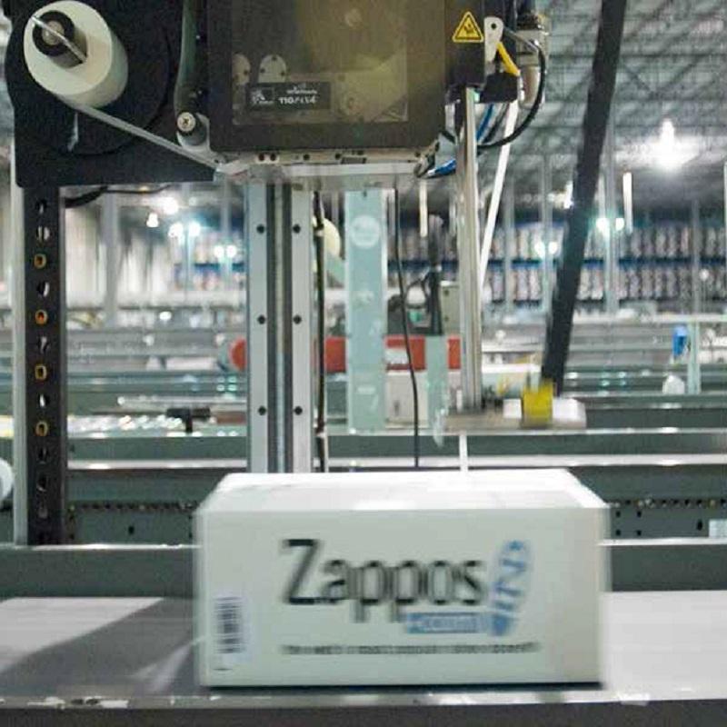 【电商】Intelligrated自动化订单履行中心让Zappos赞叹不已