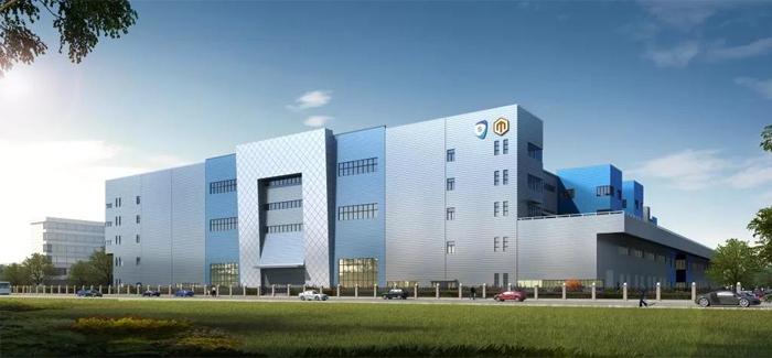 马路创新嘉兴制造基地奠基,打造智能AGV新一代供应链体系