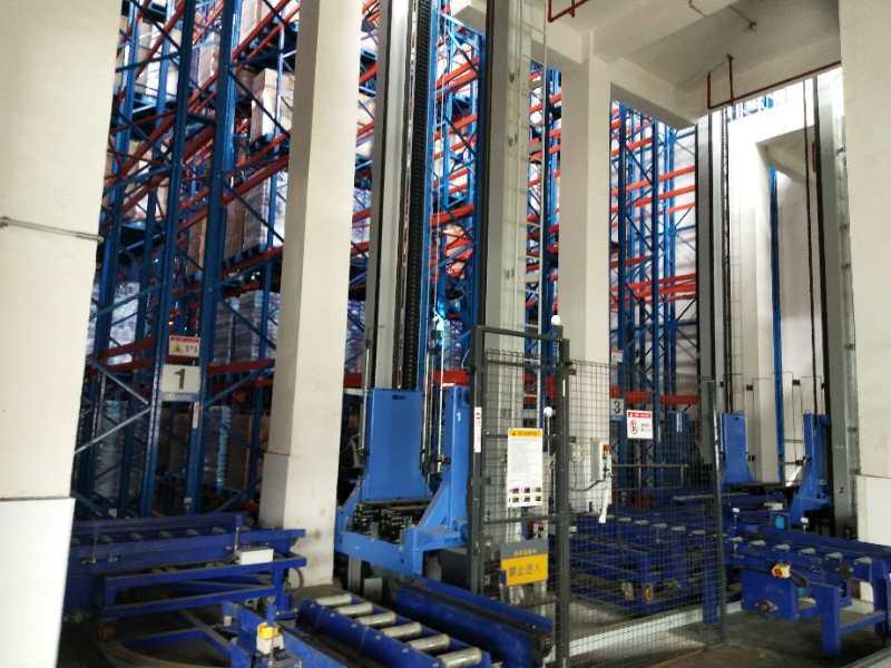 '恒安'自动化仓储系统,如何做到经济性、灵活性、安全性和易维护性。